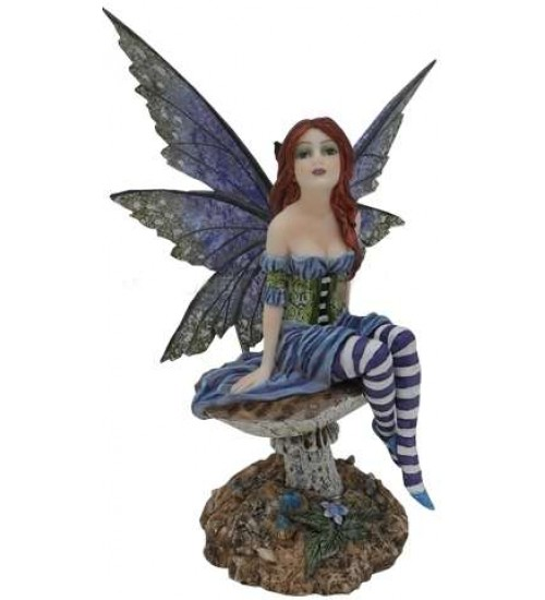 Bottom of the Garden Fairy Statue at All Wicca Store Magickal Supplies, Wiccan Supplies, Wicca Books, Pagan Jewelry, Altar Statues