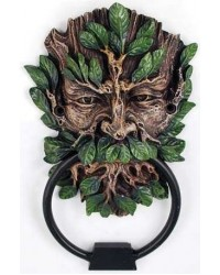 Greenman Forest God Door Knocker All Wicca Magickal Supplies Wiccan Supplies, Wicca Books, Pagan Jewelry, Altar Statues