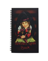 Matilda Little Witch Blank Spell Book