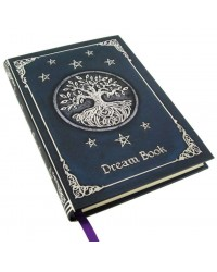 Tree of Life Embossed Dream Journal All Wicca Store Magickal Supplies Wiccan Supplies, Wicca Books, Pagan Jewelry, Altar Statues