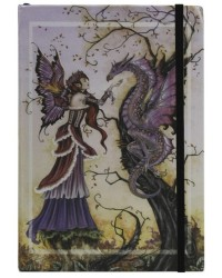 Dragon Charmer Embossed Fairy Journal All Wicca Store Magickal Supplies Wiccan Supplies, Wicca Books, Pagan Jewelry, Altar Statues