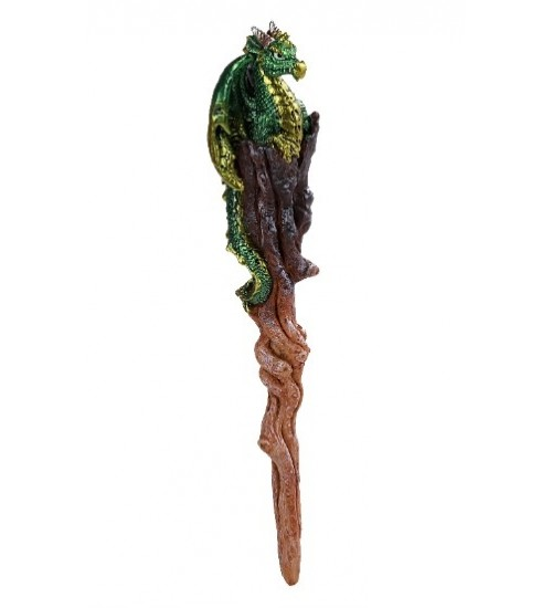 Dragon  Magic Wand at All Wicca Store Magickal Supplies, Wiccan Supplies, Wicca Books, Pagan Jewelry, Altar Statues
