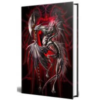 Dragon Litche Blade Embossed Journal