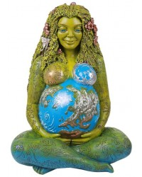 Gaia Mother Earth 24 Inch Statue All Wicca Store Magickal Supplies Wiccan Supplies, Wicca Books, Pagan Jewelry, Altar Statues