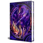 Dragon Nether Blade Embossed Journal