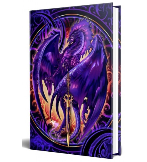 Dragon Nether Blade Embossed Journal at All Wicca Store Magickal Supplies, Wiccan Supplies, Wicca Books, Pagan Jewelry, Altar Statues
