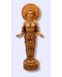 Diana of Ephesus Modern Goddess Statue All Wicca Store Magickal Supplies Wiccan Supplies, Wicca Books, Pagan Jewelry, Altar Statues