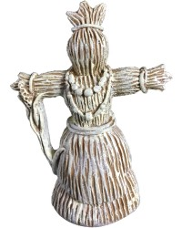 Corn Dolly of the Harvest Statue All Wicca Magickal Supplies Wiccan Supplies, Wicca Books, Pagan Jewelry, Altar Statues