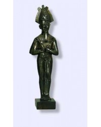 Osiris Egyptian God Statue