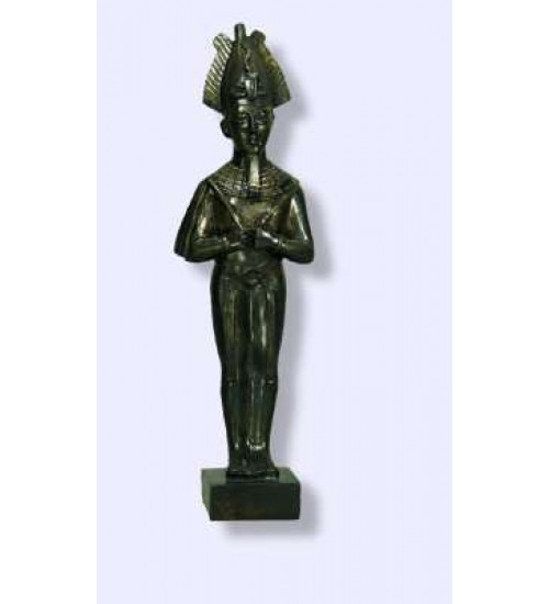 Osiris Egyptian God Statue at All Wicca Magickal Supplies, Wiccan Supplies, Wicca Books, Pagan Jewelry, Altar Statues