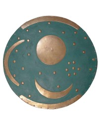 Sky Disc of Nebra Bronze Plaque All Wicca Store Magickal Supplies Wiccan Supplies, Wicca Books, Pagan Jewelry, Altar Statues