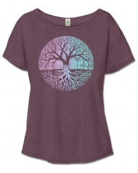 Tree of Life Relaxed Fit Top