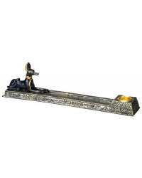 Anubis Egyptian Dog Incense Burner All Wicca Store Magickal Supplies Wiccan Supplies, Wicca Books, Pagan Jewelry, Altar Statues