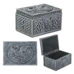 Dragon Celtic Jewelry Box