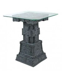 Celtic Cross Side Table All Wicca Store Magickal Supplies Wiccan Supplies, Wicca Books, Pagan Jewelry, Altar Statues