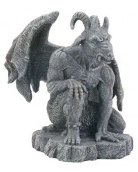 The Guardian Gargoyle Statue All Wicca Store Magickal Supplies Wiccan Supplies, Wicca Books, Pagan Jewelry, Altar Statues