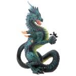Spelll Fire Dragon Statue