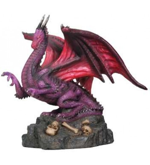 Abraxas Dragon Small Statue at All Wicca Store Magickal Supplies, Wiccan Supplies, Wicca Books, Pagan Jewelry, Altar Statues