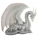 Wise Old Dragon Statue