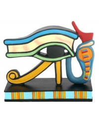 Wedjat Eye of Horus Mini Statue All Wicca Store Magickal Supplies Wiccan Supplies, Wicca Books, Pagan Jewelry, Altar Statues