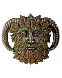 Greenman Fall Wall Plaque All Wicca Store Magickal Supplies Wiccan Supplies, Wicca Books, Pagan Jewelry, Altar Statues