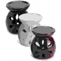 Glazed Ceramic Oil Burner
