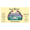 Almond Musk Herbal Oil Blend at All Wicca Store Magickal Supplies, Wiccan Supplies, Wicca Books, Pagan Jewelry, Altar Statues