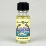 Almond Musk Herbal Oil Blend