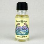 Almond Musk Herbal Oil Blend