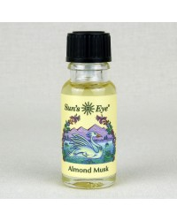 Almond Musk Herbal Oil Blend All Wicca Store Magickal Supplies Wiccan Supplies, Wicca Books, Pagan Jewelry, Altar Statues