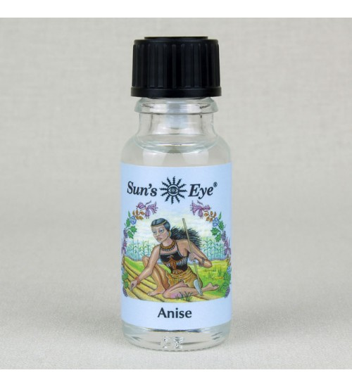 Anise Oil at All Wicca Magickal Supplies, Wiccan Supplies, Wicca Books, Pagan Jewelry, Altar Statues