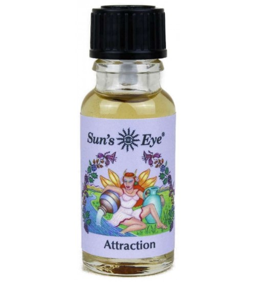 Attraction Mystic Blends Oils at All Wicca Store Magickal Supplies, Wiccan Supplies, Wicca Books, Pagan Jewelry, Altar Statues