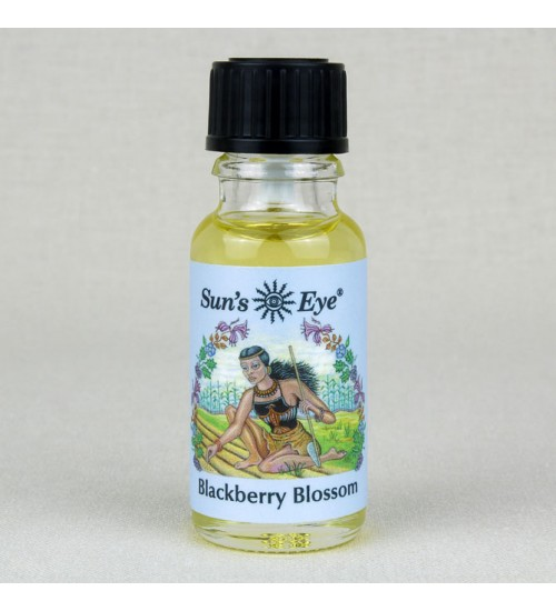 Blackberry Blossom Oil Blend at All Wicca Magickal Supplies, Wiccan Supplies, Wicca Books, Pagan Jewelry, Altar Statues