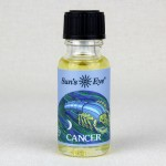 Cancer Zodiac Oil