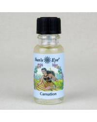 Carnation Oil Blend All Wicca Store Magickal Supplies Wiccan Supplies, Wicca Books, Pagan Jewelry, Altar Statues