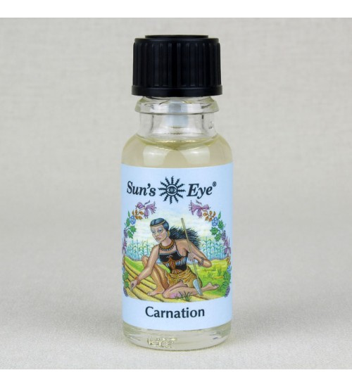 Carnation Oil Blend at All Wicca Magickal Supplies, Wiccan Supplies, Wicca Books, Pagan Jewelry, Altar Statues