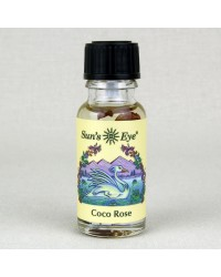 Coco Rose Herbal Oil Blend All Wicca Store Magickal Supplies Wiccan Supplies, Wicca Books, Pagan Jewelry, Altar Statues
