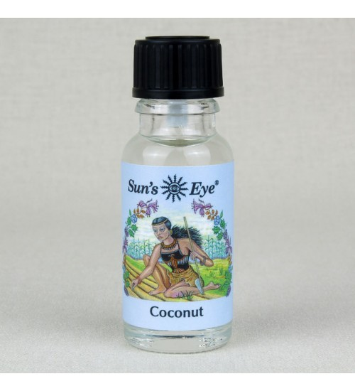 Coconut Oil Blend at All Wicca Store Magickal Supplies, Wiccan Supplies, Wicca Books, Pagan Jewelry, Altar Statues