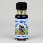 Frank and Myrrh Oil