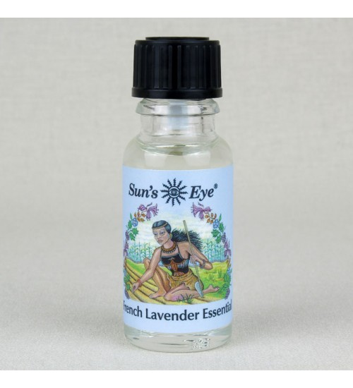 French Lavender Essential Oil at All Wicca Magickal Supplies, Wiccan Supplies, Wicca Books, Pagan Jewelry, Altar Statues