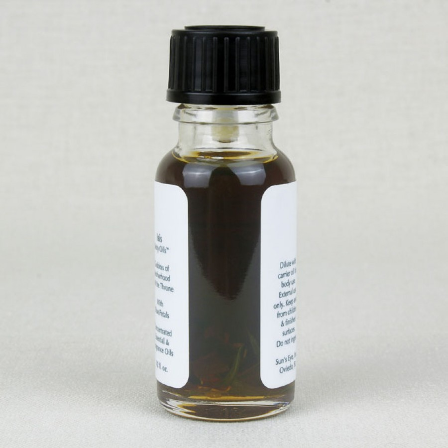 Isis Goddess Oil - Egyptian Isis Oil Blend by Suns Eye