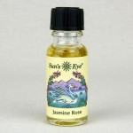 Jasmine Rose Herbal Oil Blend