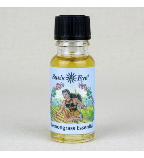 Lemongrass Essential Oil at All Wicca Store Magickal Supplies, Wiccan Supplies, Wicca Books, Pagan Jewelry, Altar Statues
