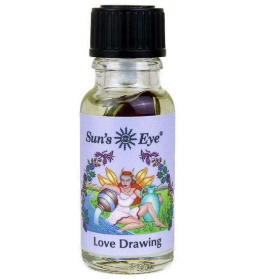 Love Drawing Mystic Blends Oils at All Wicca Store Magickal Supplies, Wiccan Supplies, Wicca Books, Pagan Jewelry, Altar Statues