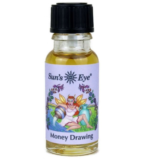 Money Drawing Mystic Blends Oil at All Wicca Store Magickal Supplies, Wiccan Supplies, Wicca Books, Pagan Jewelry, Altar Statues