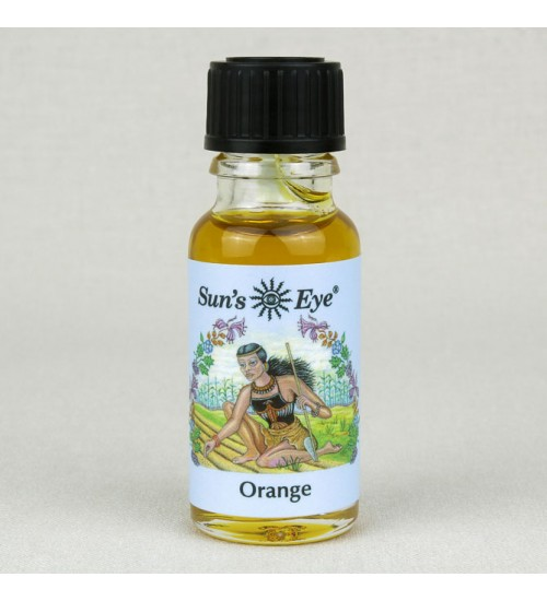 Orange Oil Blend at All Wicca Store Magickal Supplies, Wiccan Supplies, Wicca Books, Pagan Jewelry, Altar Statues