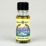 Patchouly Musk Herbal Oil Blend