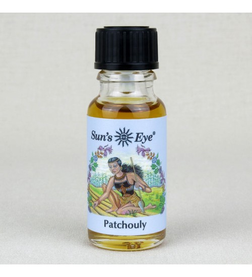 Patchouly Oil at All Wicca Store Magickal Supplies, Wiccan Supplies, Wicca Books, Pagan Jewelry, Altar Statues