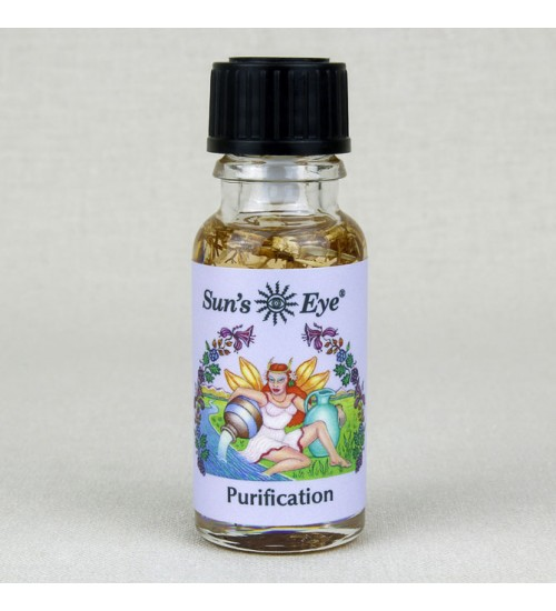 Purification Mystic Blends Oil at All Wicca Magickal Supplies, Wiccan Supplies, Wicca Books, Pagan Jewelry, Altar Statues