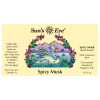 Spicy Musk Herbal Oil Blend at All Wicca Store Magickal Supplies, Wiccan Supplies, Wicca Books, Pagan Jewelry, Altar Statues